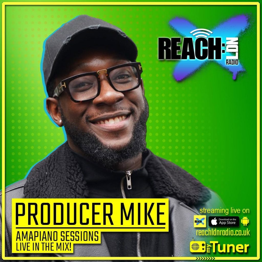 Producer Mike Presents: #AmapianoSessions pt1