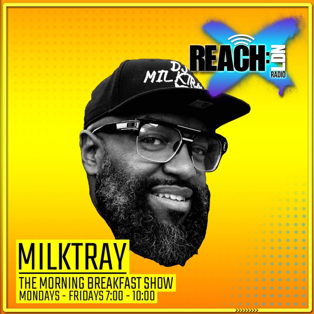 DJ Milktray